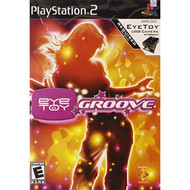 Eye Toy Groove No Camera For PlayStation 2 PS2 Arcade With Manual and - EE714267