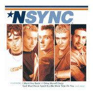 *Nsync By *Nsync On Audio CD Album 2004 - EE714327