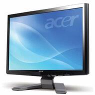 Acer P191W 19 Inch LCD Monitor Black - EE714360