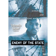 Enemy Of The State On DVD With Will Smith - EE714441