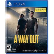 A Way Out For PlayStation 4 PS4 - EE714472