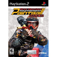 Greg Hastings' Tournament Paintball Max'd For PlayStation 2 PS2 - EE714477