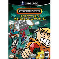 Codename: Kids Next Door For GameCube With Manual and Case - EE714486