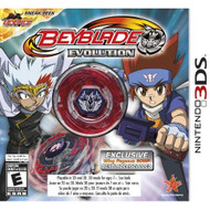 Beyblade: Evolution Edition With Wing Pegasus Nintendo For 3DS - EE714609