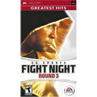 Fight Night Round 3 Sony For PSP UMD Boxing - EE714634