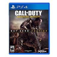 Call Of Duty Advanced Warfare Day Zero Edition For PlayStation 4 COD - EE714644