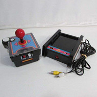 Jakks Pacific Ms Pac Man Wireless Game Console Black Home IMX607 - EE714739