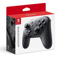 Nintendo Switch Pro Controller Black YRR516 - EE714746