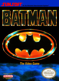 Batman: The Video Game For Nintendo NES Vintage - EE714807