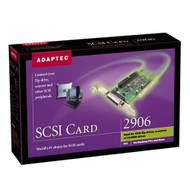 Adaptec 2906 SCSI PCI Kit With Windows And MAC Support For Ps Vita - EE714829