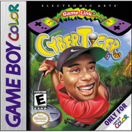 Cybertiger For GBA Gameboy Advance Golf - EE714834