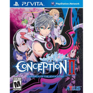 Conception II: Children Of The Seven Stars PlayStation Vita For Ps - EE714863
