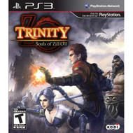 Trinity: Souls Of Zill O'll PS3 For PlayStation 3 - EE714888