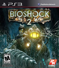 Bioshock 2 For PlayStation 3 PS3 - EE714922