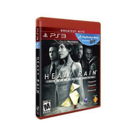 Selected Heavy Rain: Director's Cut PS3 By Sony PlayStation For - EE714924