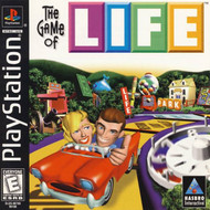 The Game Of Life For PlayStation 1 PS1 With Manual and Case - EE714925