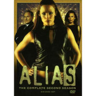 Alias The Complete Second Season On DVD With Jennifer Garner - EE714948