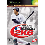 Major League Baseball 2K6 Xbox For Xbox Original - EE714984