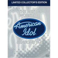 American Idol The Best And Worst Of American Idol Limited Edition On - EE715032