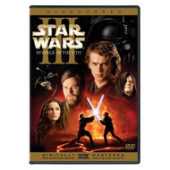 Star Wars: Episode III Revenge Of The Sith Widescreen Edition On DVD - EE715041