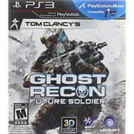 Tom Clancy's Ghost Recon: Future Soldier For PlayStation 3 PS3 Shooter - EE635016