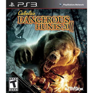 Activision/blizzard-Cabela's Dangerous Hunts 2011 PS3 For PlayStation  - EE715052