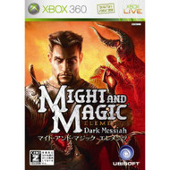 Dark Messiah Might And Magic Elements Japan Import For Xbox 360 - EE715062