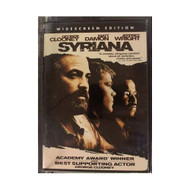 Syriana On DVD With George Clooney - EE715081