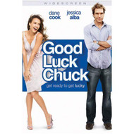 Good Luck Chuck Widescreen Edition On DVD With Dane Cook Comedy - EE715095
