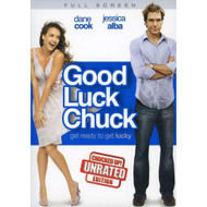 Good Luck Chuck Unrated Full Screen Edition On DVD With Dane Cook - EE715102