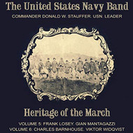 Heritage Of The March Vols 5 -6 By United States Navy Band And - EE715134