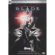 Blade On DVD With Wesley Snipes - EE715154