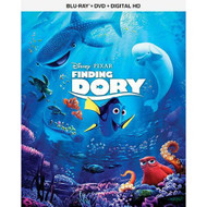 Finding Dory Blu-Ray On Blu-Ray With Ellen Degeneres Disney - EE715192