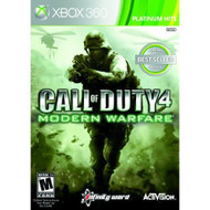 Call Of Duty 4: Modern Warfare Game For Xbox 360 - ZZ715205