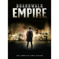 Boardwalk Empire: Season 1 On DVD With Steve Buscemi Drama - EE715253