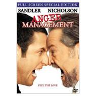 Anger Management Full Screen Edition On DVD - E317243