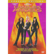 Charlie's Angels Special Edition On DVD With Cameron Diaz - EE715274