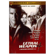 Lethal Weapon 4 On DVD With Mel Gibson - EE715281