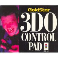 Goldstar Control Pad For 3DO Vintage Gamepad Black ZQK528 - EE715306