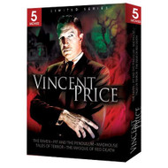 Vincent Price 5 Movie Gift Box: Limited Series The Raven / The Pit And - EE715366