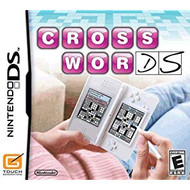 Crosswords Puzzle For Nintendo DS DSi 3DS 2DS With Manual And Case - EE316577