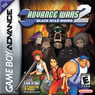Advance Wars 2: Black Hole Rising For GBA Gameboy Advance RPG - EE532594