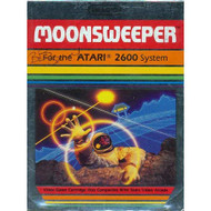 Moonsweeper For Atari 2600 Vintage - EE715398