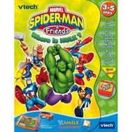 Vsmile Smartbook Marvel Spider-Man And Friends: Where's The Hulk? - EE715415