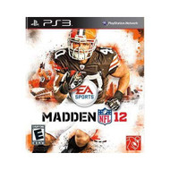 Electronic Arts EA Madden NFL 12 For PlayStation 3 PS3 Football With - EE622267