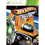 Hot Wheels World's Best Driver Standard Edition For Xbox 360 Racing - EE715508