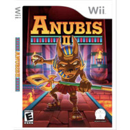 Anubis II For Wii With Manual and Case - EE715616