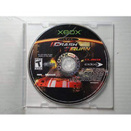 Crash 'N Burn For Xbox Original Racing With Manual and Case - EE715636