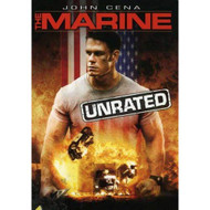 The Marine Unrated Edition On DVD with John Cena Drama - EE715713