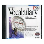 Pro One Multimedia Vocabulary For PC Software - EE715717